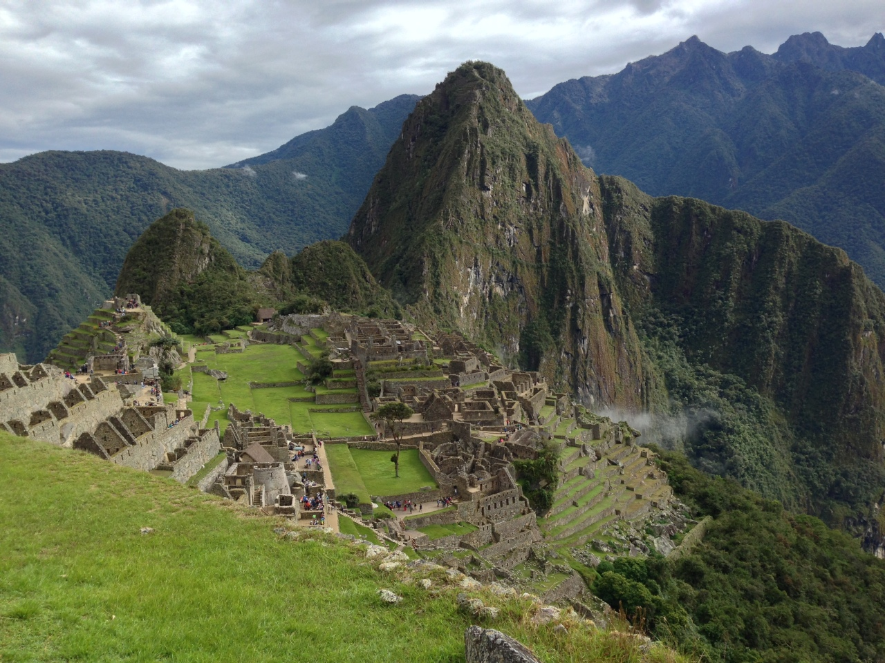 Peru- Salkantay trek to MacchuPicchu