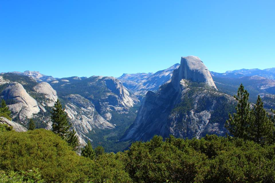 6 great day hikes in Yosemite National Park