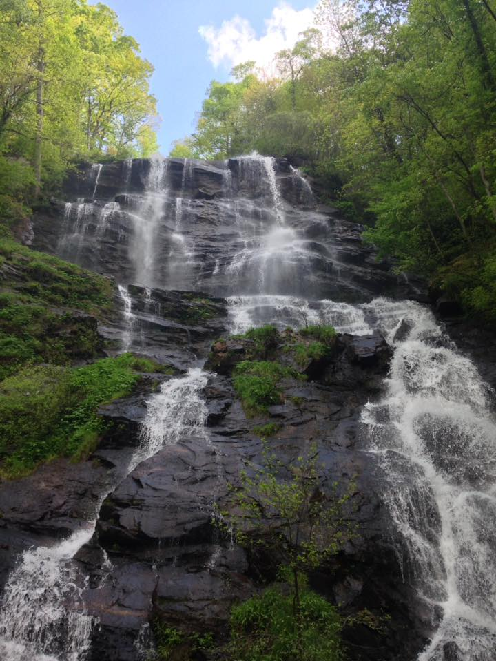My favorite North Georgia waterfall hikes
