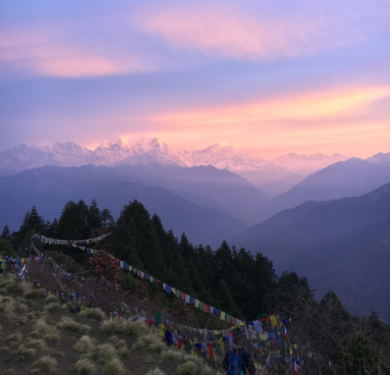 Ghorepani Poon Hill Trek-Nepal