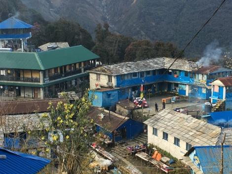 Tadapani village