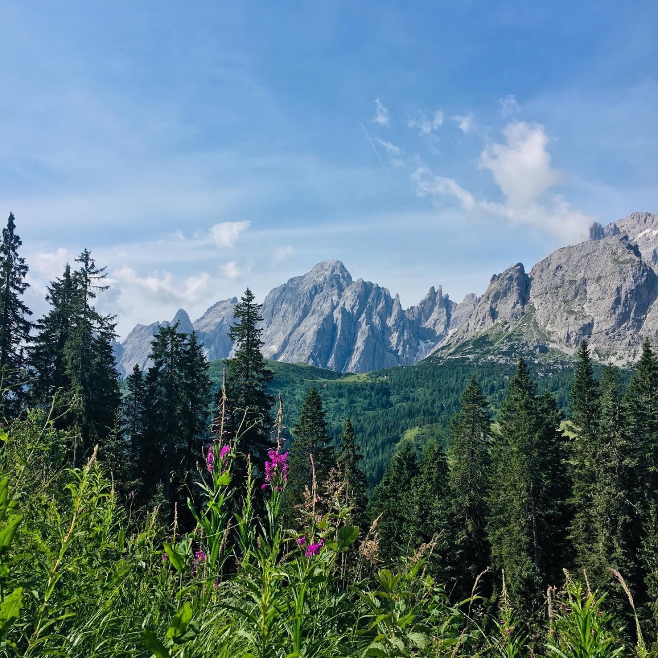 Kreutzberg Pass to NemesAlm